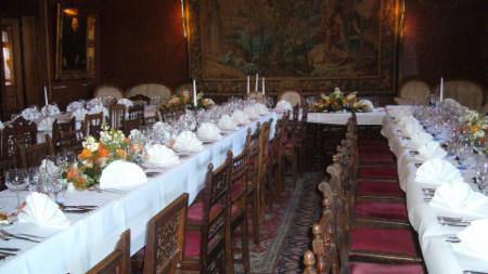 Gasthaus loewenthor for Hallendeko hochzeit